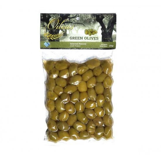 Green olives Halkidiki Oileas 250gr