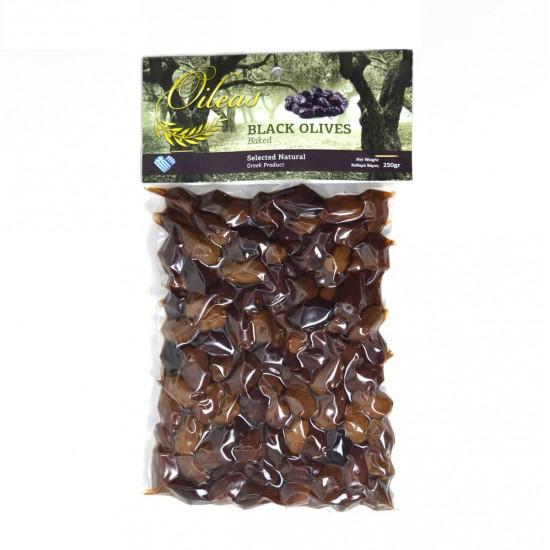 Black olives Oileas 250ml