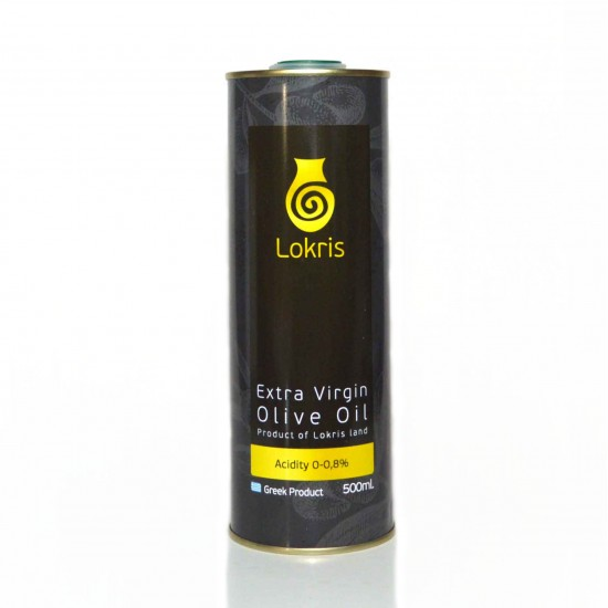 Extra virgin olive oil Lokris 500ml