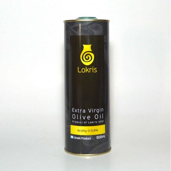 Extra virgin olive oil Lokris 500ml