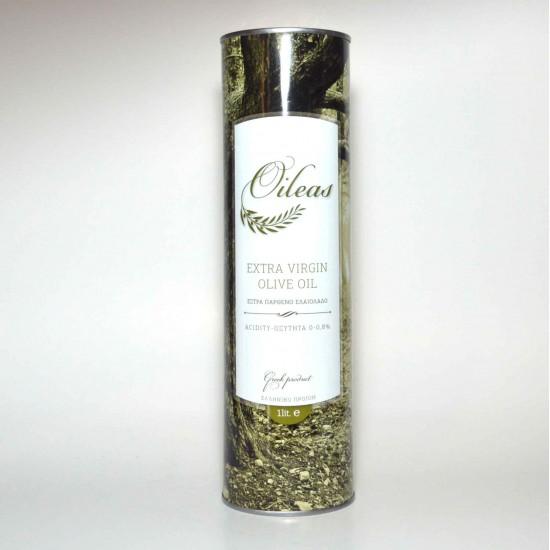 Extra virgin olive oil  Oileas 1 liter